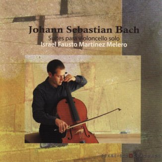 Cello Bach Suites – Israel Martínez