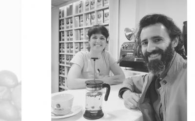 La Peonza, by Cafeteate